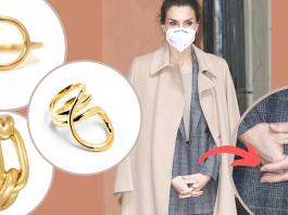 el anillo preferido de doña Letizia.