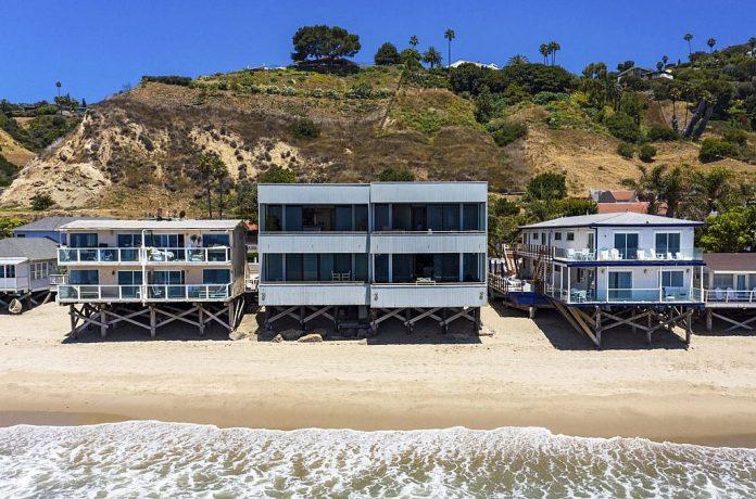 El apartamento en la playa de Wonder Woman
