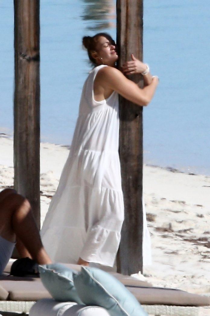el bañador de Jennifer Lopez que hace cuerpazo