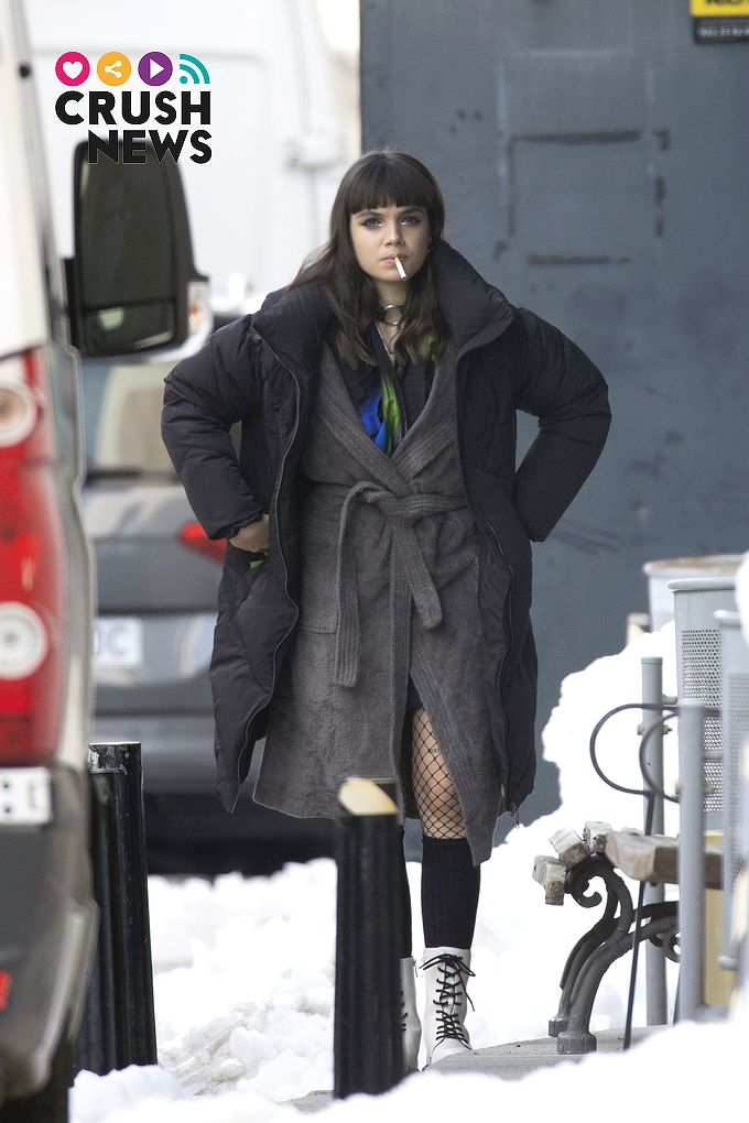 fotos exclusivas del posible rodaje de la quinta temporada de Élite