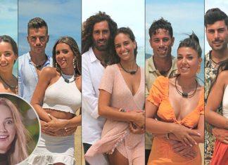 Todas las parejas de La isla de las tentaciones 3