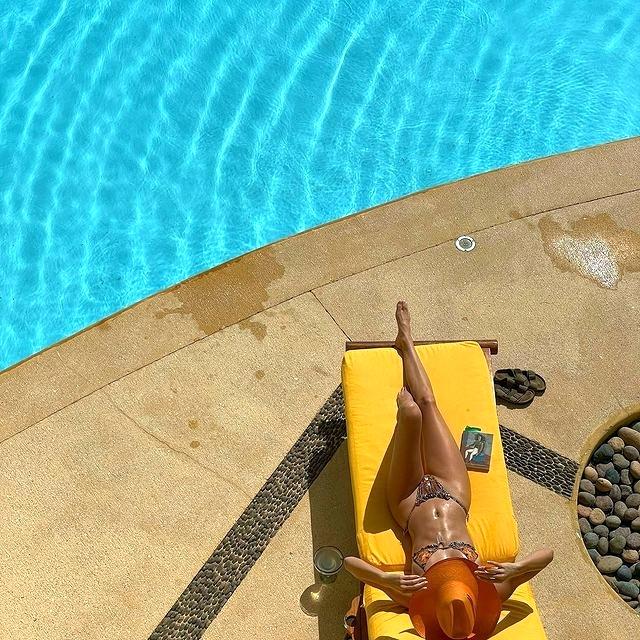 Las vacaciones de Kendall y Kylie Jenner