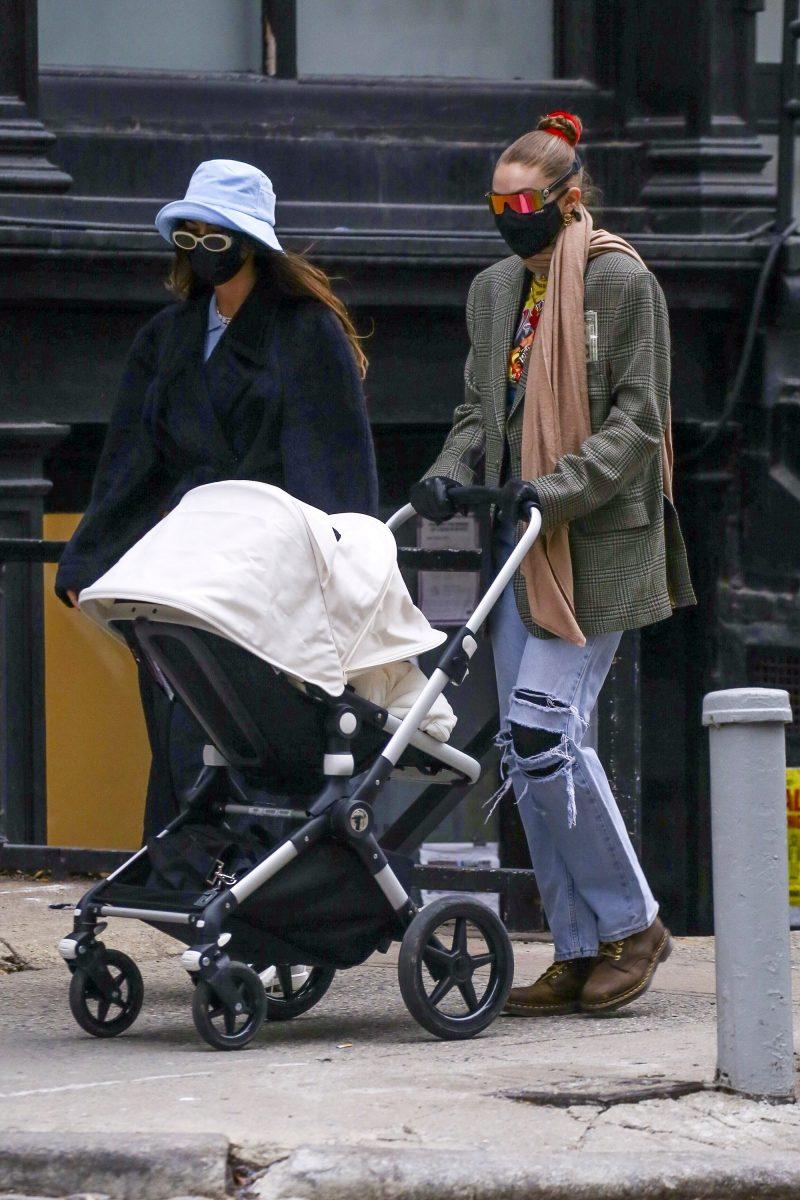 El nombre de la hija de Gigi Hadid y Zayn Malik