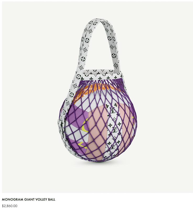 balón de voileibol de LV