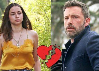 Ben Affleck y Ana de Armas ya no están juntos