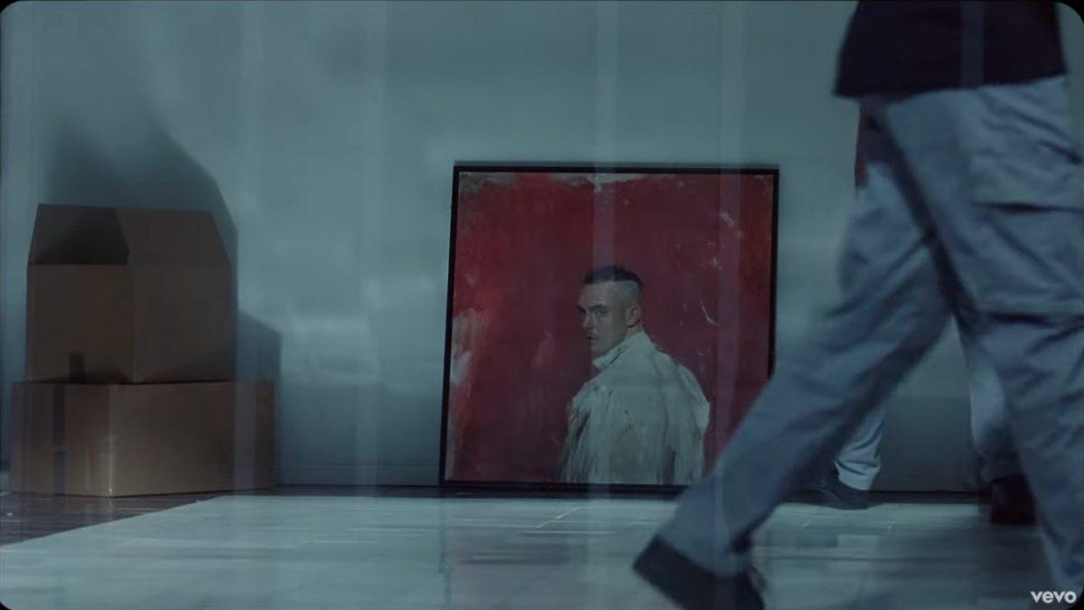 Fotograma del clip de C Tangana