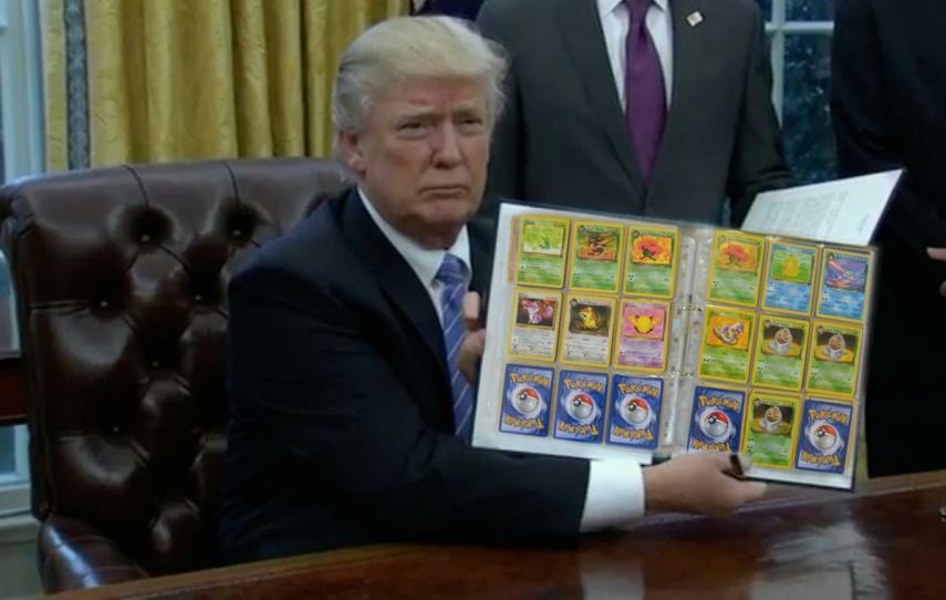 meme de Trump
