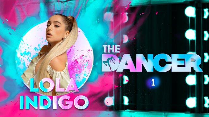 Lola Índigo será coach en 'The dancer'