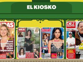 Julián Muñoz contra Isabel Pantoja en las portadas de las revistas.