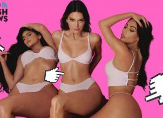 Las Kardashian reinas de Photoshop en su nueva sesión de fotos para SKIMS
