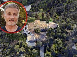 Mansión en Beverly Hills de Sylvester Stallone en venta por $130 millones