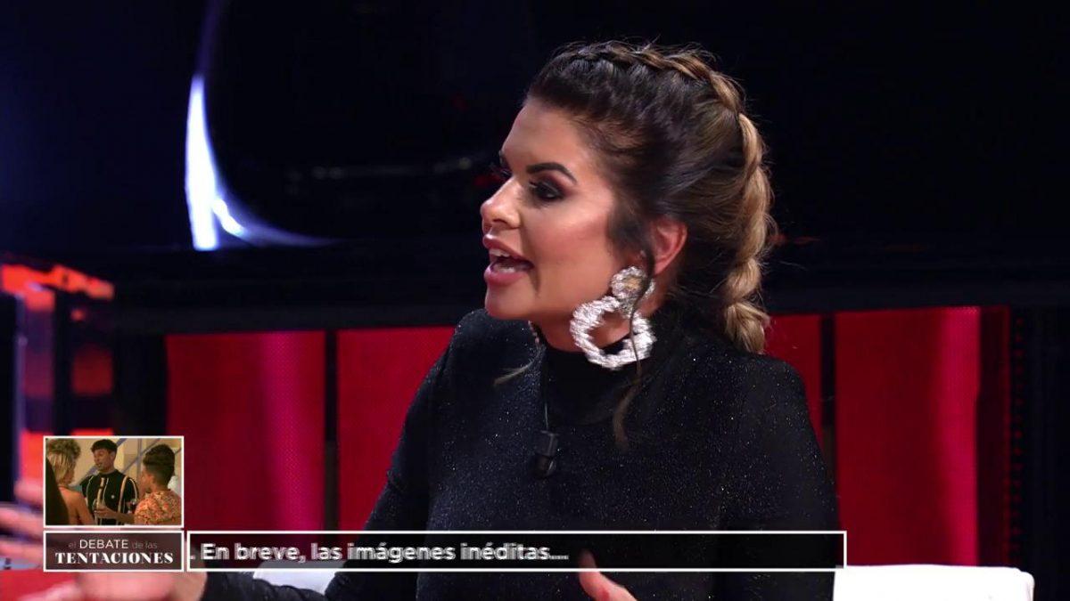 Yolanda, la madre de Marina