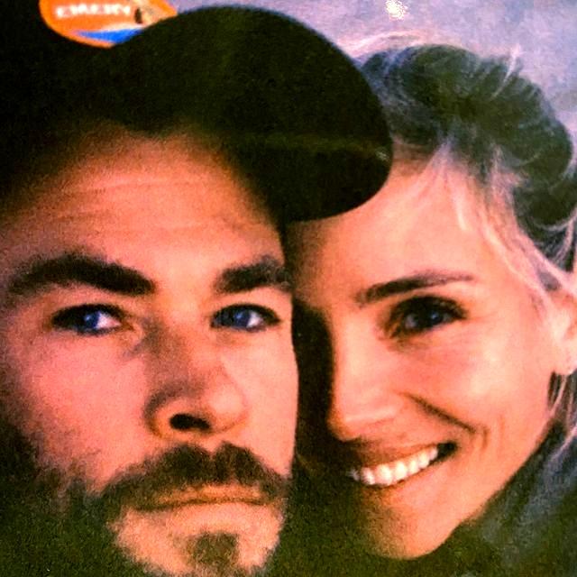 Crisis entre Elsa Pataky y Chris Hemsworth