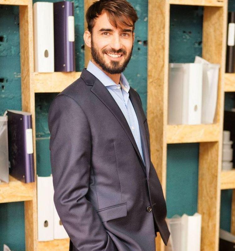 Israel Rodríguez, ex novio de Susi Caramelo.
