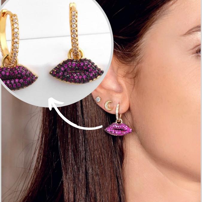 La copia de Aliexpress de las joyas de Anabel Pantoja.