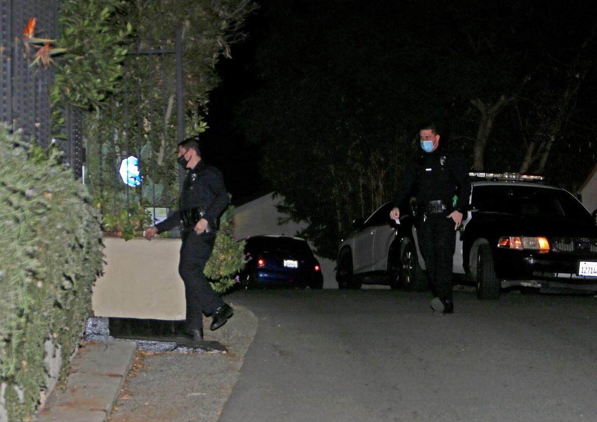 Marilyn Manson es visitado por la policía tras acusaciones de abuso