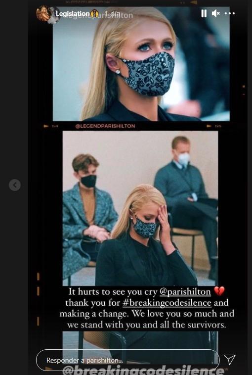 Paris Hilton abusos
