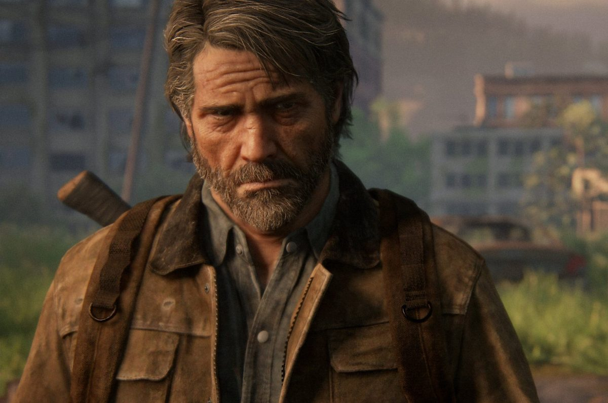 Joel en el videojuego The Last of Us