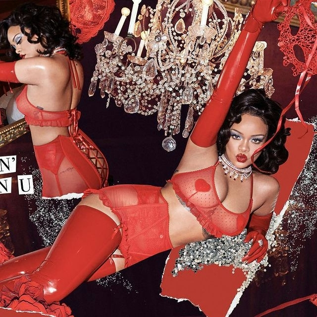 Rihanna hace toples