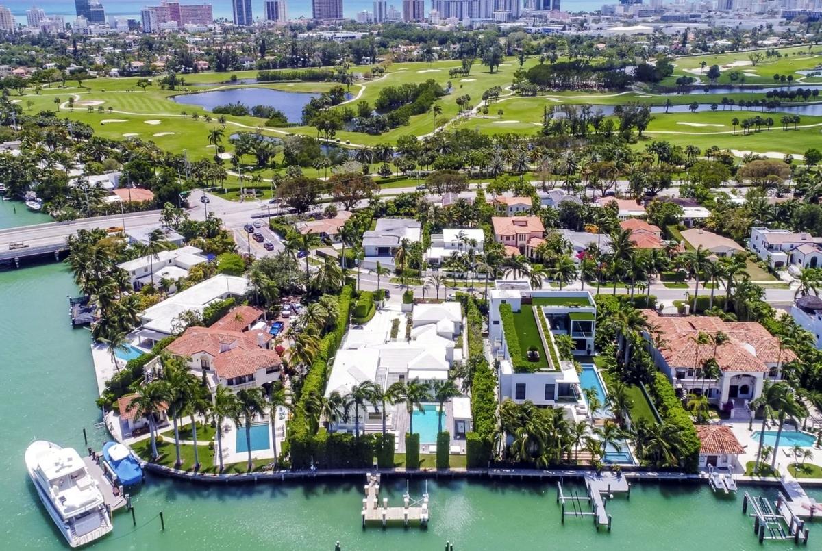 Shakira vende su mansión de Miami