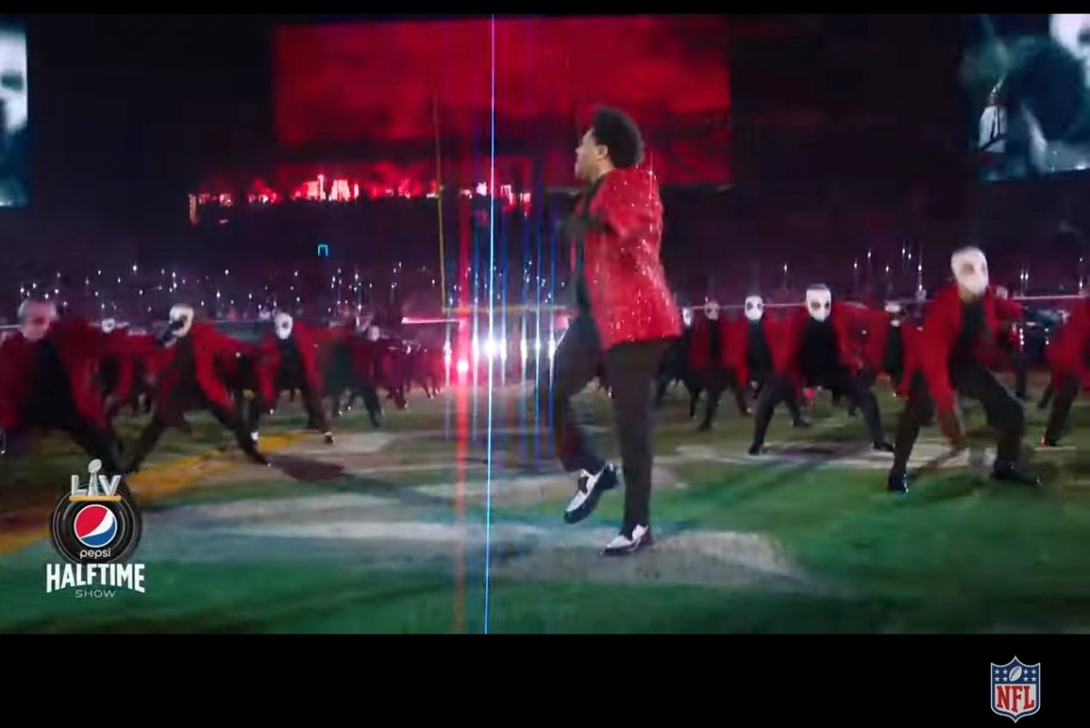 The Weeknd estafa al público de la Super Bowl