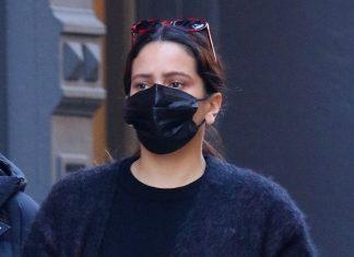 El look de Rosalía en Nueva York te va a dejar loquer