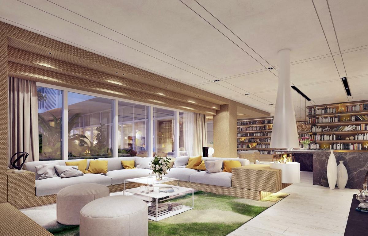 Cindy Crawford adquiere penthouse de lujo en Ritz-Carlton