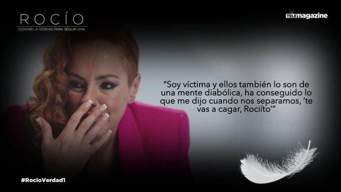 El infierno de Rocío Carrasco