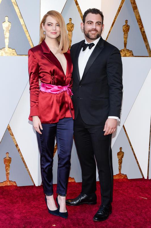 Emma Stone ha sido mamá
