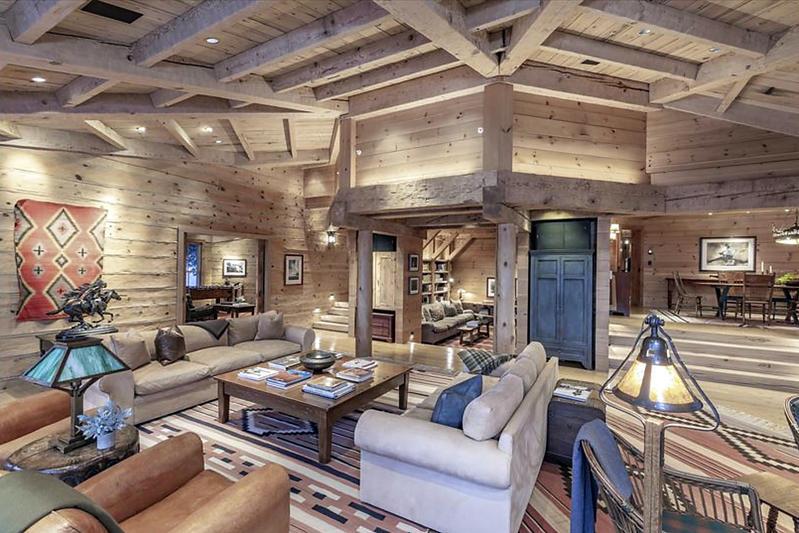 Imágenes del ranco de Tom Cruise en Telluride Colorado en venta por 40 millones