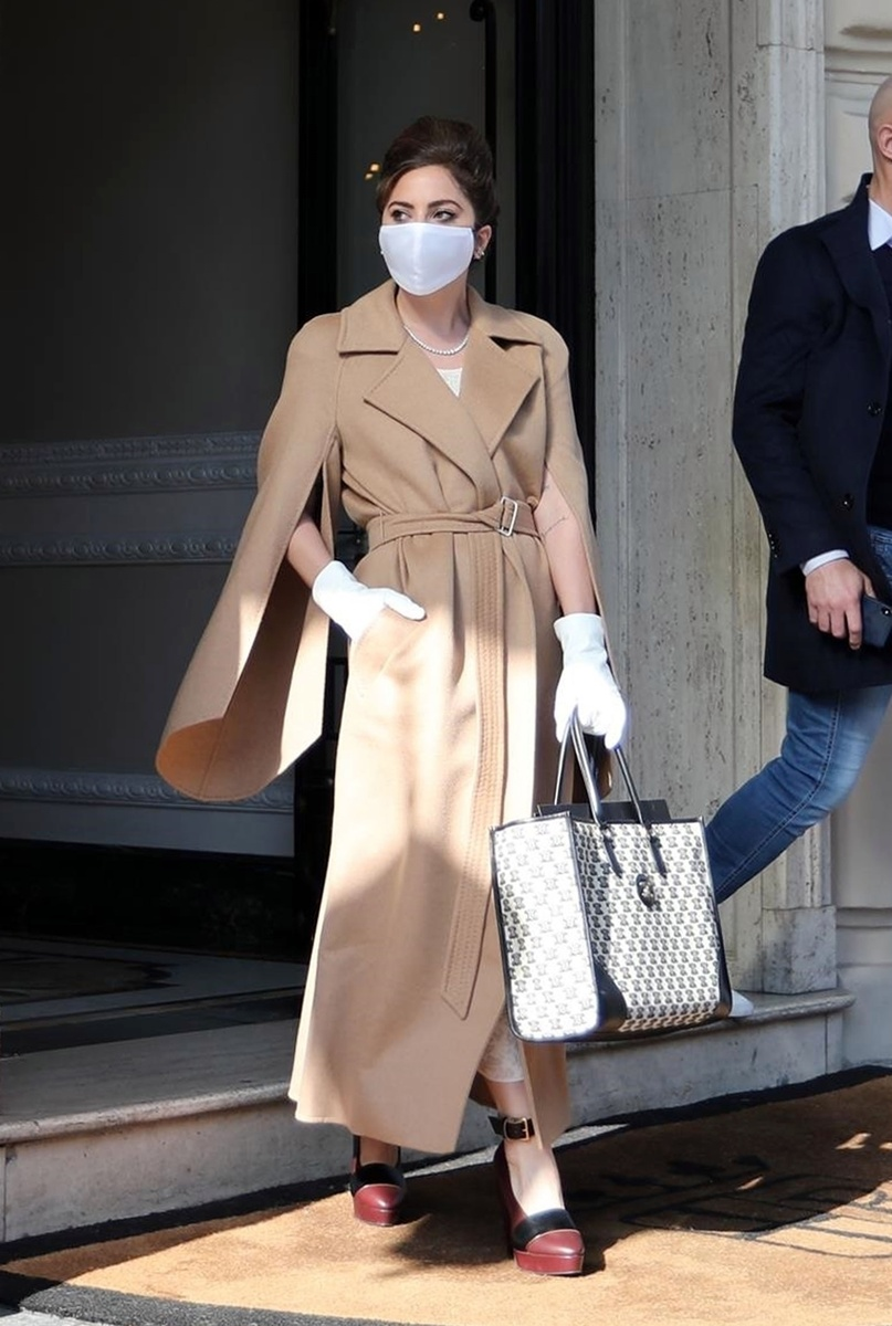 Lady Gaga en House of gucci