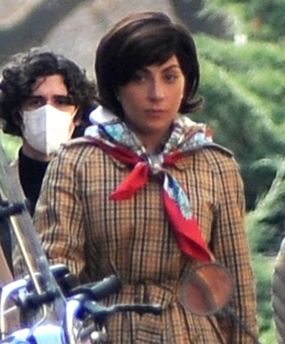 Los looks de Lady Gaga en House of Gucci.