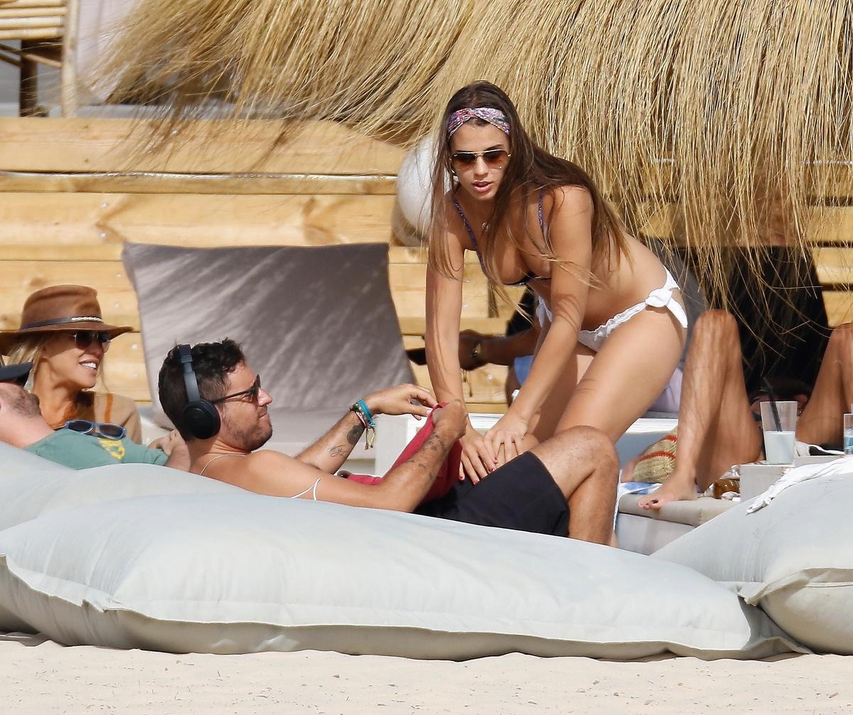 Pablo López ha vuelto con su ex Claudia Nieto.
