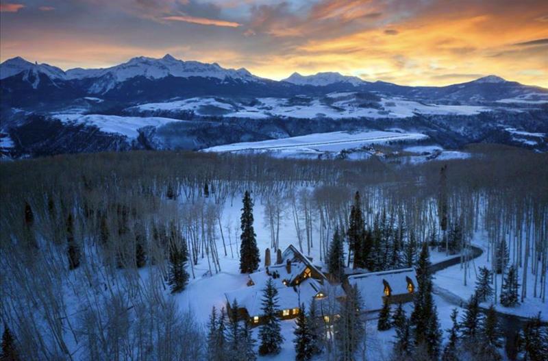 Tom Cruise vende inmenso rancho en las montañas de Colorado
