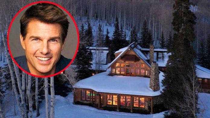 Tom Cruise vende rancho en las montañas de Colorado por $39,5 millones