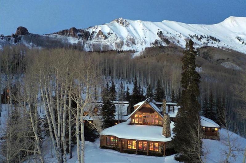 Tom Cruise vende su casa de montaña en Telluride Colorado