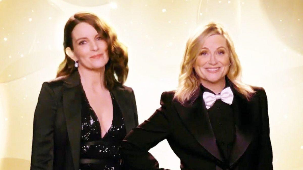 Tina Fey y Amy Poehler, presentadoras de los Globos de Oro 2021