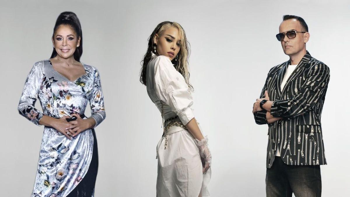 Isabel Pantoja, Danna Paola y Risto Mejide son los mentores de Top Star