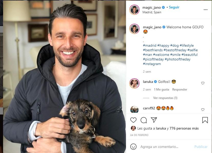 Lara Álvarez novio sorpresa