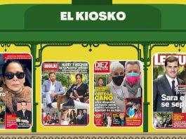 La separación de Iker y Sacara Carbonero en las portadas