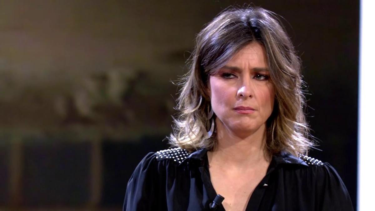 Sandra Barneda también quieren saber si Lucía y Manuel vuelven a ser pareja