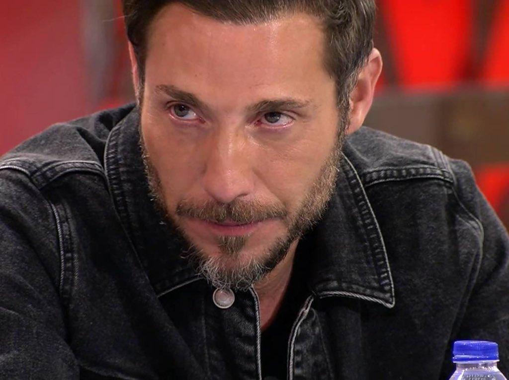 Antonio David, al enterarse del documental en el que se hablaba del presunto maltrato a Rocío Carrasco