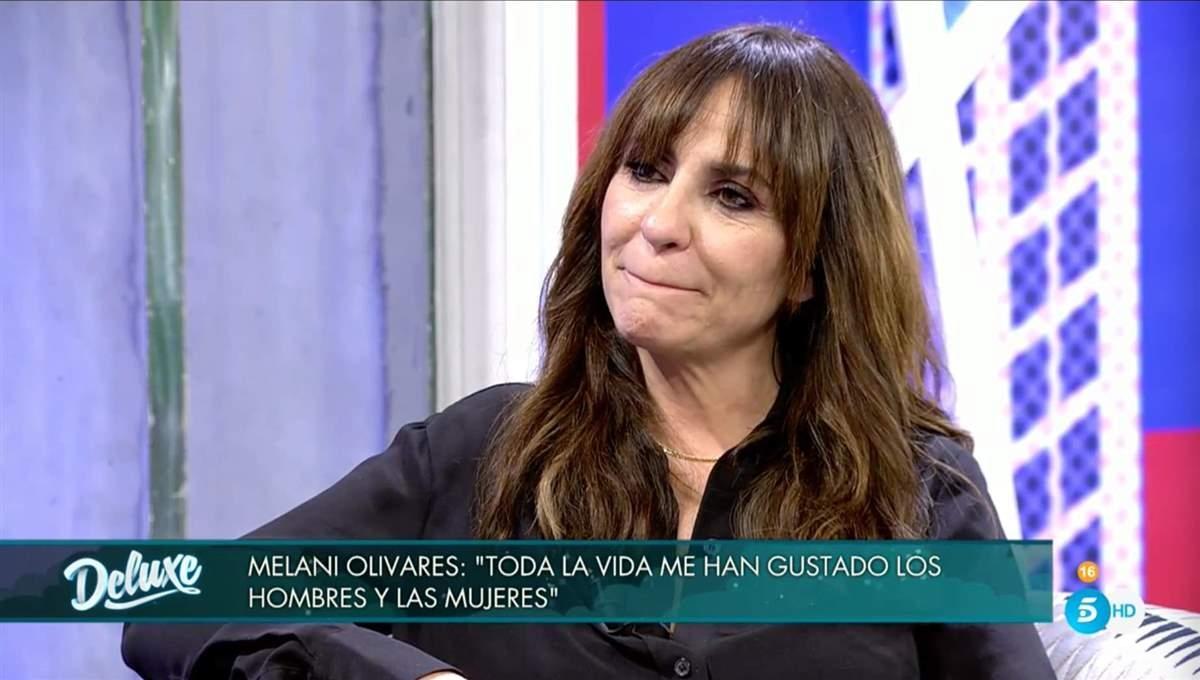 Melani Olivares confiesa su secreto
