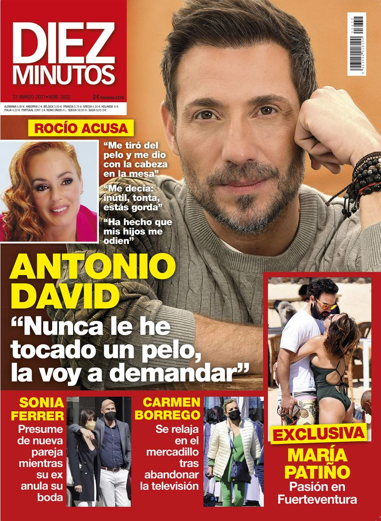 Antonio David responde a Rocío Carrasco