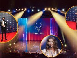 Portada de los premios Feroz 2021