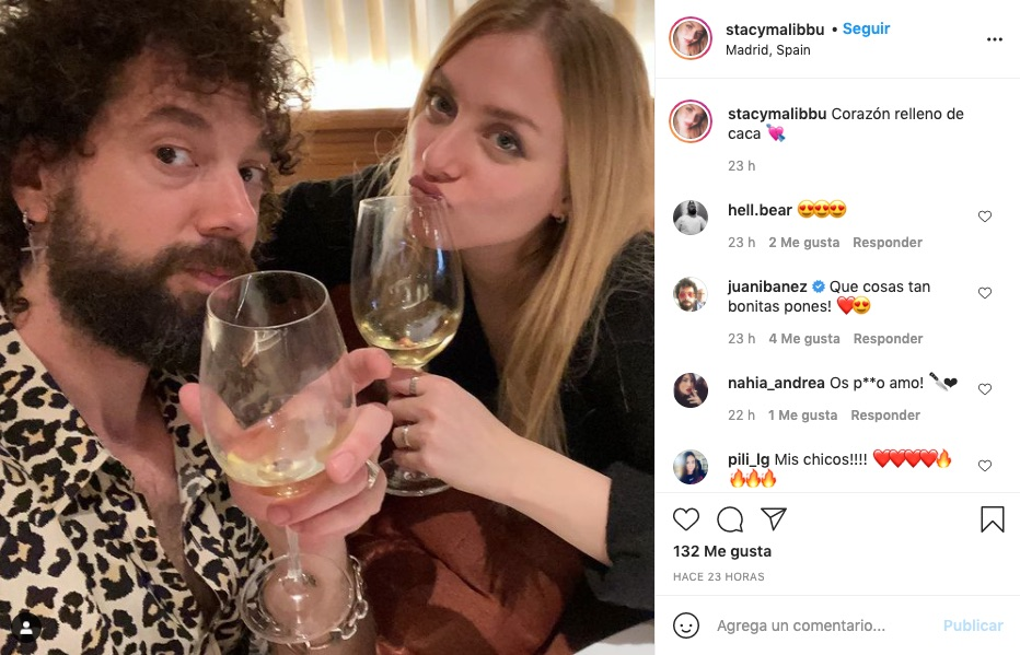 Post de stacymalibbu, novia de Juan Ibáñez