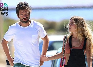 Sebastian Stan y Alejandra Onieva