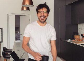 Andrés Velencoso define el amor con fotos y a sus fans les encanta