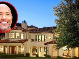 Dwayne Johnson compra mansión con diamante de beisbol, elevador y cancha de tenis por $28 millones