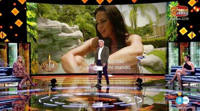 Rocío Flores y Gloria Camila apoyan a Olga